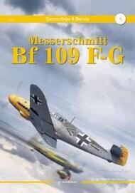 Camouflage & Decals: Messerschmitt Bf.109F-G #KAG55005