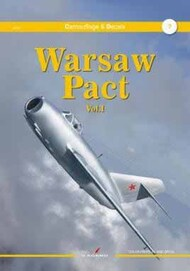 Camouflage & Decals: Warsaw Pact Vol.I #KAG55007