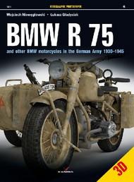 Kagero Books   N/A Photosniper: BMW R75 KAG6