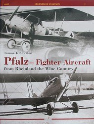 Legends of Aviation: Pfalz-Fighter Aircraft from Rheinland the Wine Country #KAG6007