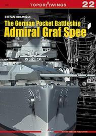 Kagero Books   N/A The German Pocket Battleship Admiral Graf Spee KAG6308
