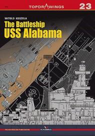 Kagero Books   N/A The Battleship USS Alabama KAG6377