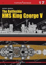 Kagero Books   N/A The Battleship HMS King George V KAG7017