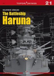 Kagero Books   N/A The Battleship Haruna KAG7021