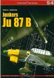 Kagero Books   N/A Junkers Ju 87B KAG7054