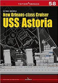 Topdrawings: New Orleans Class Cruiser USS Astoria #KAG7058
