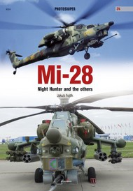 Kagero Books   N/A Mi-28. Night Hunter and the others KAG7136