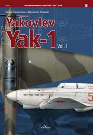 Kagero Books   N/A Yak-1. Volume 1 KAG7181