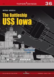 Kagero Books   N/A The Battleship USS Iowa KAG7198