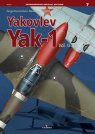 Kagero Books   N/A Yak-1. Volume II KAG7396