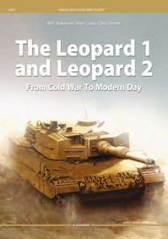 The Leopard 1 and Leopard 2 From Cold War To Modern Day #KAG7523