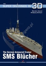 The German Armoured Cruiser SMS Bleacher #KAG7578