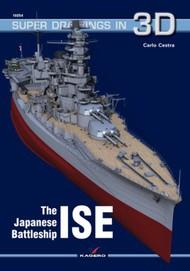 The Japanese Battleship Ise  #KAG7624