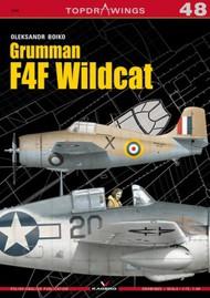 Kagero Books   N/A Grumman F4F Wildcat KAG7631
