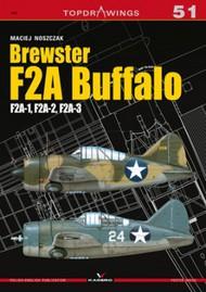 Brewster F2A Buffalo F2A-1, F2A-2, F2A-3 #KAG7730