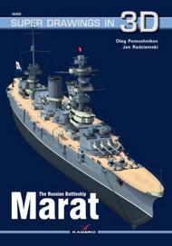 The Russian Battleship Marat  #KAG7822