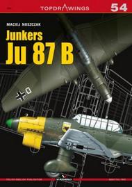Junkers Ju.87 B #KAG7914