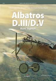 Albatros D.III/D.V Aces' Fighter #KAG7952