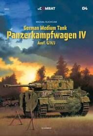inCombat #4: German Medium Tank Panzerkampfwagen IV Ausf.G/H/J #KAG88004