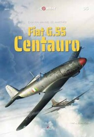 inCombat #6: Fiat G.55 Centauro #KAG88006
