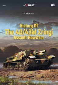 inCombat #8: History of the 40/43M Zrínyi Assault Howitzer #KAG88008