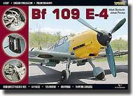 Kagero Books   N/A Bf.109E-4 KAG11007