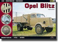 Kagero Books   N/A Collection - Opel Blitz KAG11009