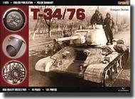 Kagero Books   N/A T-34/76 KAG11028