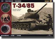 Kagero Books   N/A Collection - T-34/85 KAG11032
