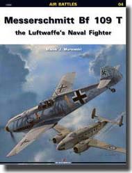 Kagero Books   N/A Collection - Messerschmitt Bf.109T Luftwaffe's Naval Fighter KAG12004