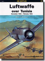 Kagero Books   N/A Collection - Luftwaffe Over Tunisia KAG12007