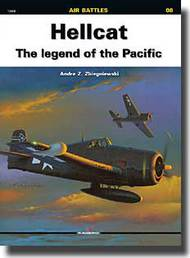 Kagero Books  N/A Hellcat Legend of the Pacific KAG12008