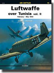 Kagero Books  N/A Luftwaffe Over Tunisia Vol II KAG12010
