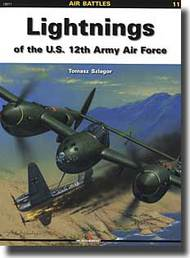 Kagero Books  N/A Lightnings of the 12th Army Airforce KAG12011