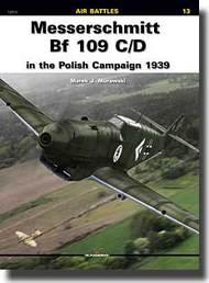 Kagero Books   N/A Messerschmitt Bf.109C/D KAG12013
