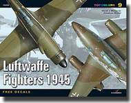 Kagero Books   N/A Collection - Luftwaffe Fighters 1945 KAG15009
