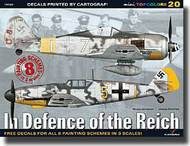 Kagero Books   N/A Collection - In Defence of the Reich KAG15020