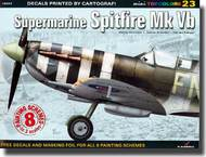 Kagero Books   N/A Collection - Topcolors: Supermarine Spitfire Mk.Vb KAG15023
