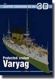 Kagero Books   N/A Protected Cruiser Varyag KAG16008