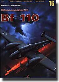 Kagero Books   N/A Messerschmitt Bf.110 Vol I KAG3016