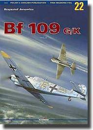 Kagero Books   N/A Bf.109G/K Vol. II KAG3022