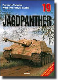 Kagero Books   N/A Collection - Jagdpanther KAGR19