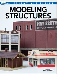 Kalmbach Books   N/A Modeling Structures (D)<!-- _Disc_ --> KAL12493