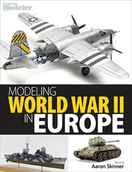 Modeling World War II in Europe #KAL12811
