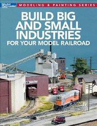 Build Big & Small Industries for Your Model Railroad #KAL12819