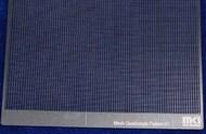 Quadrangle Pattern Mesh A 0.5mm x 0.7mm (Photo-Etch) #KAOKA10
