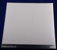 1/24 Skidpoof Plate B Medium Pattern (Photo-Etch) #KAOKA12
