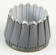 F-35A Exhaust Nozzle Late Type for KTY/MGK (3D Printed Resin) #KAOMA48045