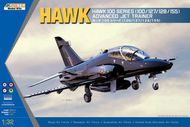 Kinetic Models  1/32 Hawk 100 Series (100/127/128/155) Advanced Jet Trainer KIN32006