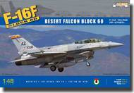 Kinetic Models  1/48 F-16F Block 60 KIN48008